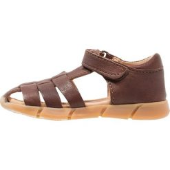 Sandały męskie skórzane: Bisgaard Sandały brown