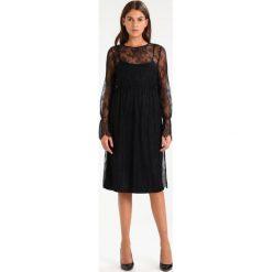 Sukienki hiszpanki: Vero Moda VMSWAN DRESS Sukienka letnia black
