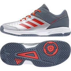 Buciki niemowlęce chłopięce: Adidas Buty dziecięce Court Stabil JR białe r. 38 (BB6345)
