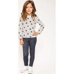 Legginsy dziewczęce: Blukids – Legginsy dziecięce 98-128 cm.
