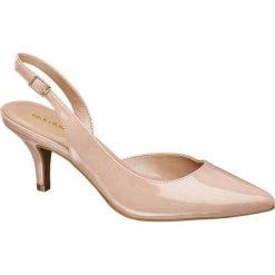 Czółenka: czółenka damskie Graceland różowe