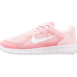 Buty do biegania damskie: Nike Performance FREE RUN 2  Obuwie do biegania neutralne arctic punch/metallic summit white/sunset pulse