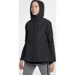 Kurtka Nike Wmns NSW Tech Woven Jacket (883489-010). Czarne kurtki męskie marki Alpha Industries, z materiału. Za 344,99 zł.
