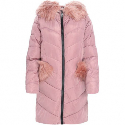 Różowa Kurtka Unassuming. Czerwone kurtki damskie pikowane Born2be, na zimę, l. Za 209,99 zł.