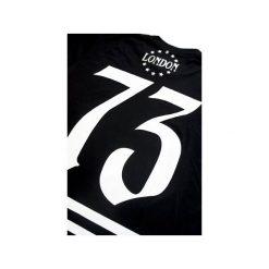 Bluza LONDON 73. Czarne bluzy sportowe damskie marki Missspark, m, z nadrukiem, z bawełny, długie. Za 249,99 zł.