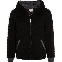Roxy SHARE NEW WORDS Kurtka z polaru anthracite. Szare kurtki chłopięce marki Roxy, z materiału. W wyprzedaży za 186,75 zł.