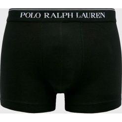 Polo Ralph Lauren - Bokserki. Czarne bokserki męskie marki Polo Ralph Lauren, z bawełny. Za 169,90 zł.