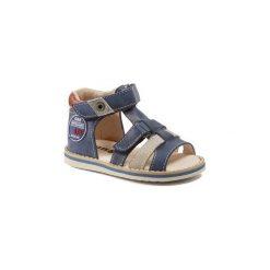Sandały Dziecko  GBB  STEFAN. Niebieskie sandały chłopięce GBB. Za 223,20 zł.