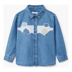 Bluzki dziewczęce bawełniane: Mango Kids - Koszula dziecięca Miranda 80-98 cm