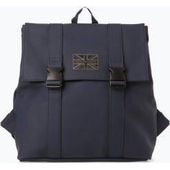Finshley & Harding London - Plecak męski – Jenson, niebieski. Niebieskie plecaki męskie Finshley & Harding London. Za 129,95 zł.