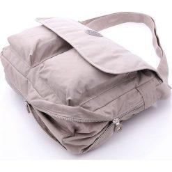 Torba męska Bag Street na ramię - super jakość. Czarne torby na ramię męskie marki Bag Street, w paski, na ramię, duże. Za 69,00 zł.