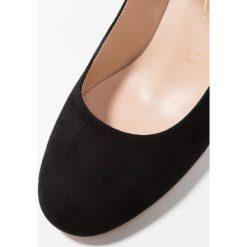 Bianca Di Czółenka nero. Czarne buty ślubne damskie Bianca Di, z materiału. Za 459,00 zł.