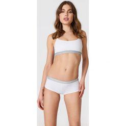Bokserki damskie: Calvin Klein Bokserki One Cotton – White