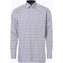 Koszule męskie na spinki: Andrew James – Koszula męska niewymagająca prasowania, beżowy
