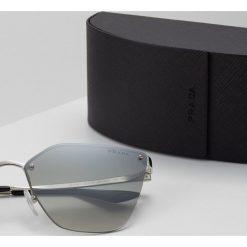 Okulary przeciwsłoneczne damskie: Prada Okulary przeciwsłoneczne gradient grey mirror silvercoloured