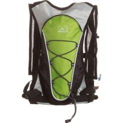 """Plecak """"Dromad"""" w kolorze szaro-jasnozielonym z bukłakiem - 20 x 40 x 5 cm. Szare plecaki męskie Elementerre, w paski, z tkaniny. W wyprzedaży za 56,95 zł."""