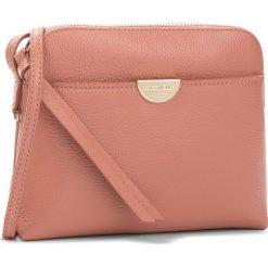 Torebka COCCINELLE - CV3 Mini Bag E5 CV3 55 D3 07 Argile P01. Brązowe listonoszki damskie Coccinelle, ze skóry, zdobione. W wyprzedaży za 489,00 zł.