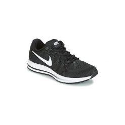 Buty do biegania Nike  AIR ZOOM VOMERO 12 W. Czarne buty do biegania damskie Nike. Za 433,30 zł.