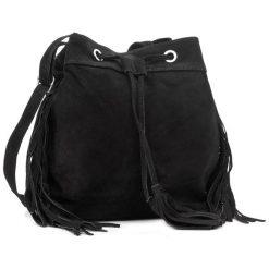 Torebka CREOLE - RBI10134 Czarny. Czarne torebki klasyczne damskie Creole, ze skóry, bez dodatków. Za 149,00 zł.