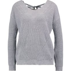 Swetry klasyczne damskie: Kaporal SWANI Sweter grey melanged