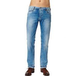 Spodnie męskie: Dzinsy Spike, krój slim