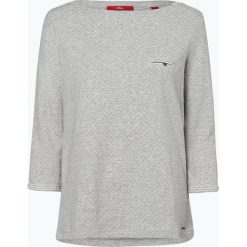 T-shirty damskie: s.Oliver Casual – Koszulka damska, szary
