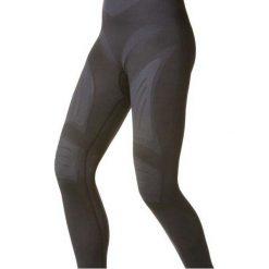 Odlo Spodnie tech. Pants long EVOLUTION X-WARM - 180971 - 180971L. Szare spodnie sportowe damskie marki Odlo. Za 250,19 zł.