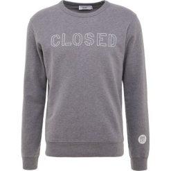 CLOSED Bluza dark grey. Szare bluzy męskie CLOSED, l, z bawełny. Za 509,00 zł.