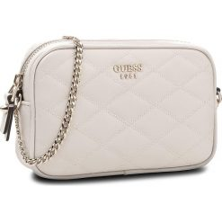 Torebka GUESS - Penelope (VG) Mini-Bag HWVG69 63700 STO. Białe listonoszki damskie Guess, z aplikacjami. Za 389,00 zł.