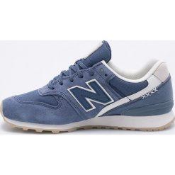 New Balance - Buty WR996BN. Szare buty sportowe damskie marki New Balance, z materiału. W wyprzedaży za 299,90 zł.