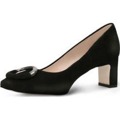 Czółenka ODETTA. Czarne buty ślubne damskie Gino Rossi, ze skóry. Za 299,90 zł.