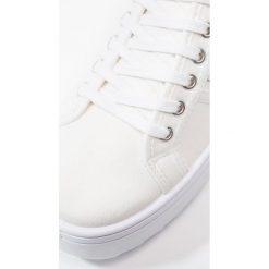 Trampki damskie slip on: Victoria Shoes BASKET LONA PLATAFORMA Tenisówki i Trampki blanco