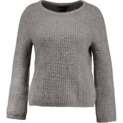Odzież damska: Armani Exchange Sweter light smoke