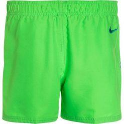 Nike Performance VOLLEY  Szorty kąpielowe green strike. Zielone kąpielówki chłopięce Nike Performance, z materiału. Za 129,00 zł.