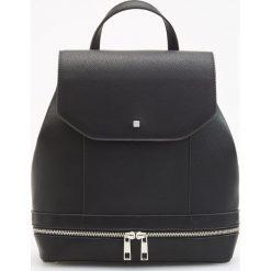 Czarny plecak - Czarny. Czarne plecaki damskie Reserved. Za 119,99 zł.