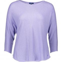 Sweter w kolorze fioletowym. Fioletowe swetry klasyczne damskie Tom Tailor Adults, s, z dekoltem w łódkę. W wyprzedaży za 130,95 zł.