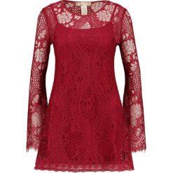 Sukienki hiszpanki: Band of Gypsies Sukienka letnia chilli pepper red