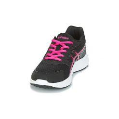 Buty Dziecko Asics  STORMER 2 GS. Czarne buty sportowe dziewczęce Asics. Za 184,68 zł.