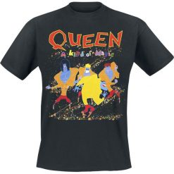 Queen A kind of magic T-Shirt czarny. Czarne t-shirty męskie marki Caliban, s. Za 74,90 zł.