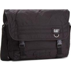 Torba na laptopa CATERPILLAR - Classic Messenger 83607-01 Black. Czarne torby na laptopa marki Caterpillar, z materiału. W wyprzedaży za 139,00 zł.