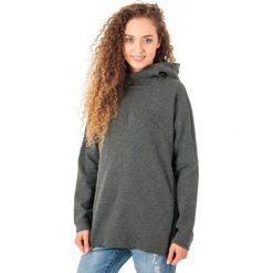 Bluzy damskie: 4f Bluza damska H4Z18-BLD006 szara r. S