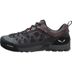 Salewa MS FIRETAIL 3 GTX Obuwie hikingowe black out/papavero. Czarne buty skate męskie Salewa, z gumy, outdoorowe. Za 659,00 zł.