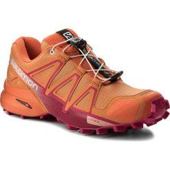 Buty sportowe damskie: Buty SALOMON - Speedcross 4 W 400985 22 V0 Bird Of Paradise/Nasturtium/Pink Yarrow