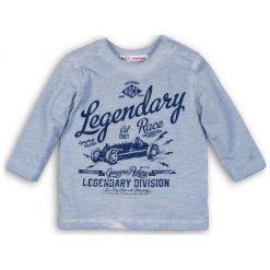 Minoti Chłopięcy T-Shirt Legendary 98/104 Niebieski. Niebieskie t-shirty chłopięce marki MINOTI, z napisami. Za 49,00 zł.