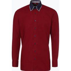 Finshley & Harding - Koszula męska, czerwony. Czarne koszule męskie marki Finshley & Harding, w kratkę. Za 149,95 zł.