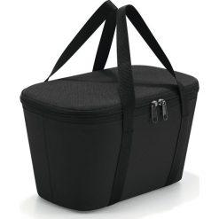 Torba Coolerbag XS Black. Czarne torby plażowe Reisenthel, z materiału. Za 69,00 zł.