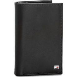 Duży Portfel Męski TOMMY HILFIGER - Eton N/S Wallet W/Coin Pocket AM0AM03088  002. Czarne portfele męskie TOMMY HILFIGER, ze skóry. Za 299,00 zł.
