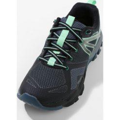 Merrell MQM FLEX GTX Obuwie hikingowe grey/black. Niebieskie buty sportowe damskie marki Merrell, z materiału. Za 569,00 zł.