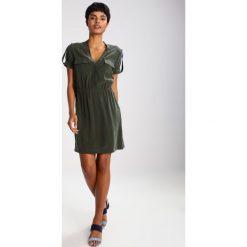 Sukienki hiszpanki: Sisley Sukienka letnia green