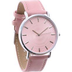 Różowy Zegarek Commonplace. Czerwone zegarki damskie Born2be. Za 24,99 zł.